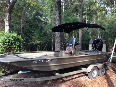 Used Small boats For Sale by owner | 2014 Tracker 2072