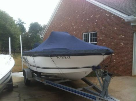 New Small boats For Sale in Georgia by owner | 2004 Cobia 184 Center Console