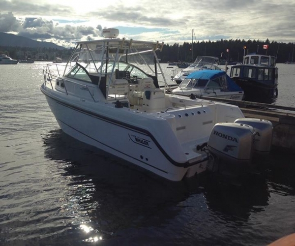 Used Boston Whaler 28 Boats For Sale by owner | 2001 Boston Whaler Conquest 28