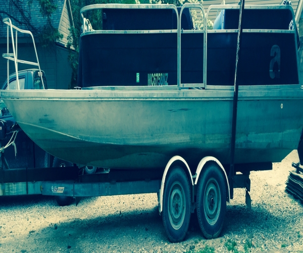 Used bluefin Boats For Sale in Michigan by owner   1990 23 foot Bluefin  Bluefin