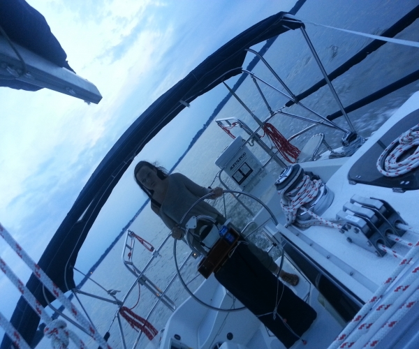 Used Hunter Sailboats For Sale in Maryland by owner | 1989 Hunter Vision 32