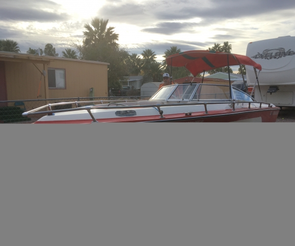 Used Ski Boats For Sale by owner | 1988 20 foot Baja Open Bow