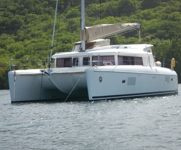 Used 42 Boats For Sale by owner   2012 Lagoon 421
