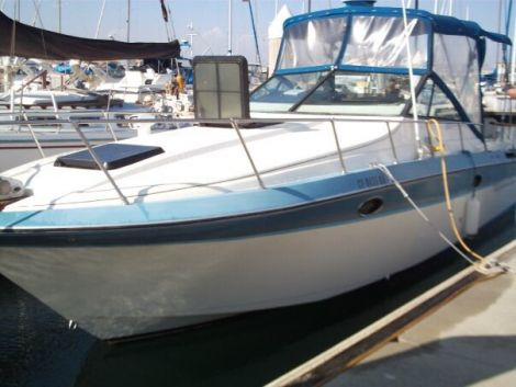 Used Houseboats For Sale in Los Angeles, California by owner   1987 Imperial Power Cruiser 87
