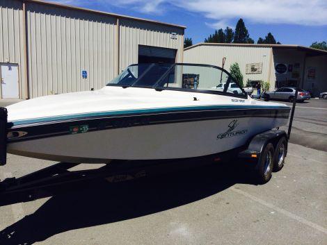 Used Ski Centurion Boats For Sale by owner | 1997 20 foot Ski centurion Falcon sport