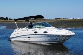 Used Power boats For Sale in Connecticut by owner   2007 Sea Ray 240 Sundancer