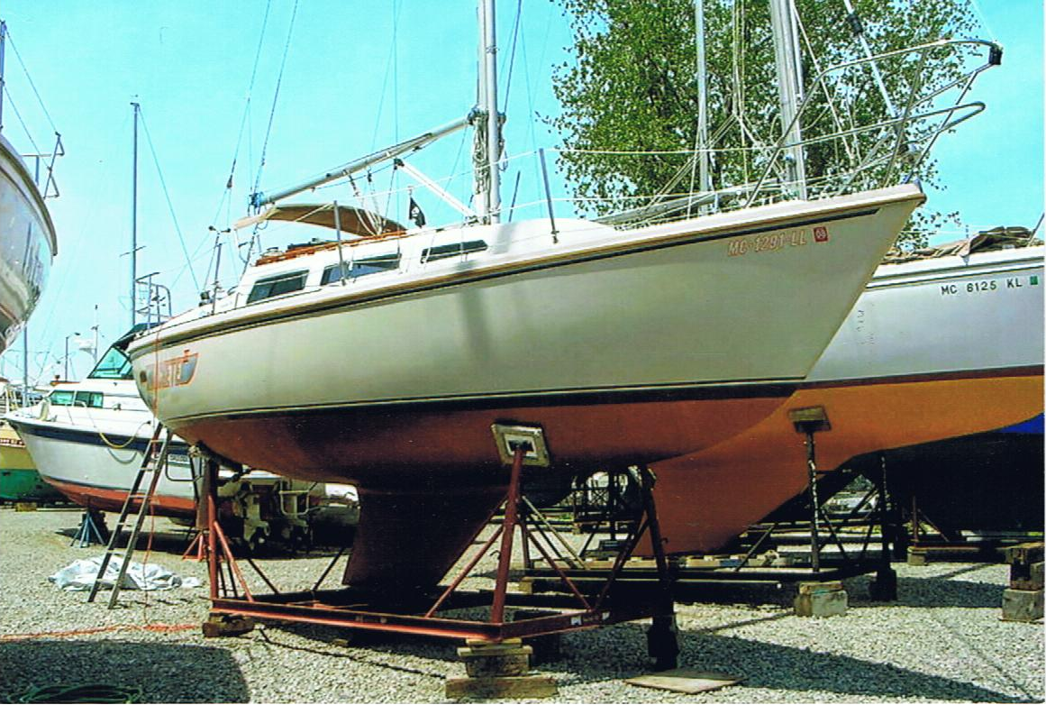 Used Catalina Boats For Sale in Michigan by owner   1983 27 foot Catalina Catalina