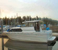 Used Bayliner Boats For Sale in Washington by owner | 1995 Bayliner 2859 Classic Diesel