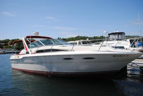 Used Sea Ray Boats For Sale in Maine by owner | 1987 Sea Ray 300 Weekender