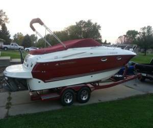 Used Power boats For Sale in Davenport, Iowa by owner   2006 Monterey 250 CR Sport Cruiser