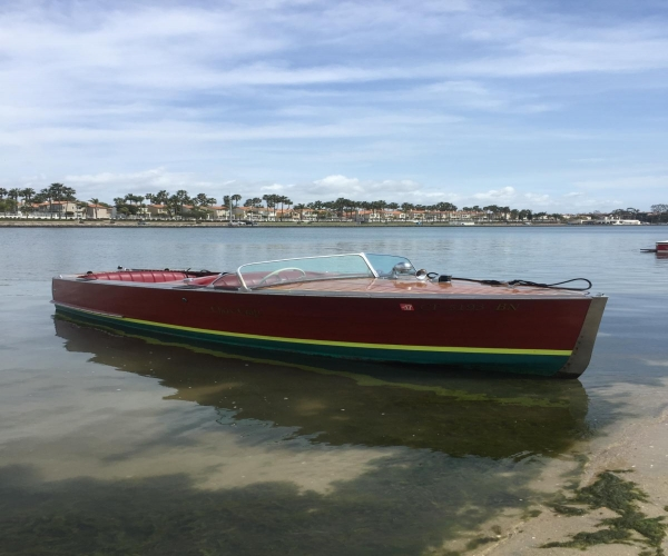 Used Small boats For Sale by owner | 1939 19 foot Chris Craft Sportsman