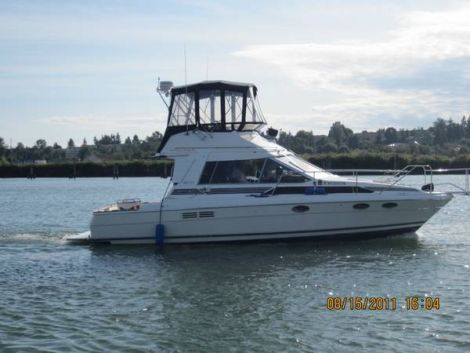 Used Bayliner Boats For Sale in Washington by owner | 1987 Bayliner 3486