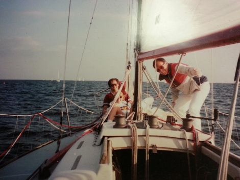 Used Soverel Boats For Sale in Michigan by owner   1976 26 foot Soverel Sailboat