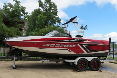 Used Power boats For Sale in Monroe, Louisiana by owner   2018 Moomba Craz 400