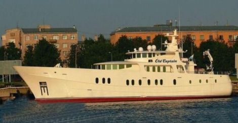 Used Motoryachts For Sale by owner | 2009 134 foot Riga Shipyard Solas